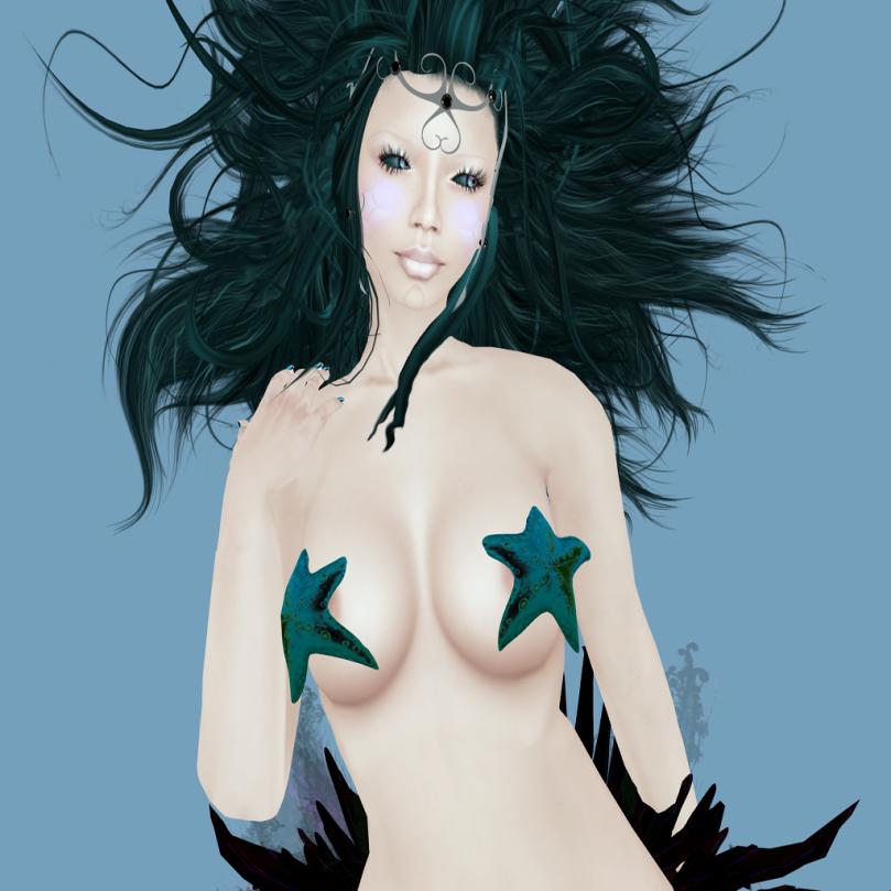 mermaiden, closer